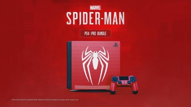 В Сети появилось изображение возможного Pro-бандла Marvel's Spider-Man