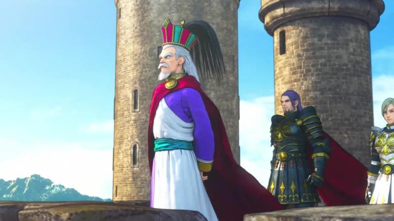 Геймплейный трейлер Dragon Quest XI S: Echoes of an Elusive Age