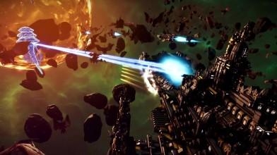 Battlefleet Gothic: Armada 2 - Сражения в космосе - Часть 2 - Геймплей - Русский трейлер