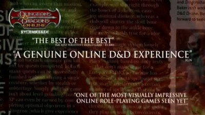 Dungeons & Dragons Online Beta