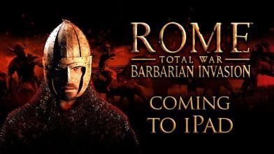 Названа дата выхода iOS-версии великой стратегии Rome: Total War - Barbarian Invasion