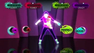 "Just dance 3 ""E3 Trailer"""