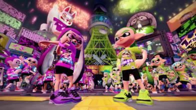 Сразитесь с лучшими командами Европы в Splatoon и выиграйте Nintendo NX