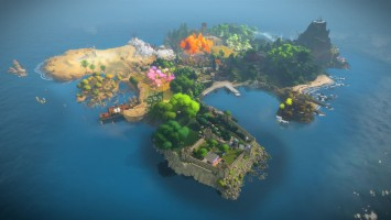 The Witness работает в 1080р на Xbox One и в 900р на Playstation 4