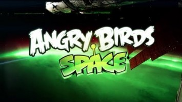 Angry Birds на МКС.