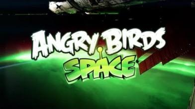 Angry Birds на МКС.