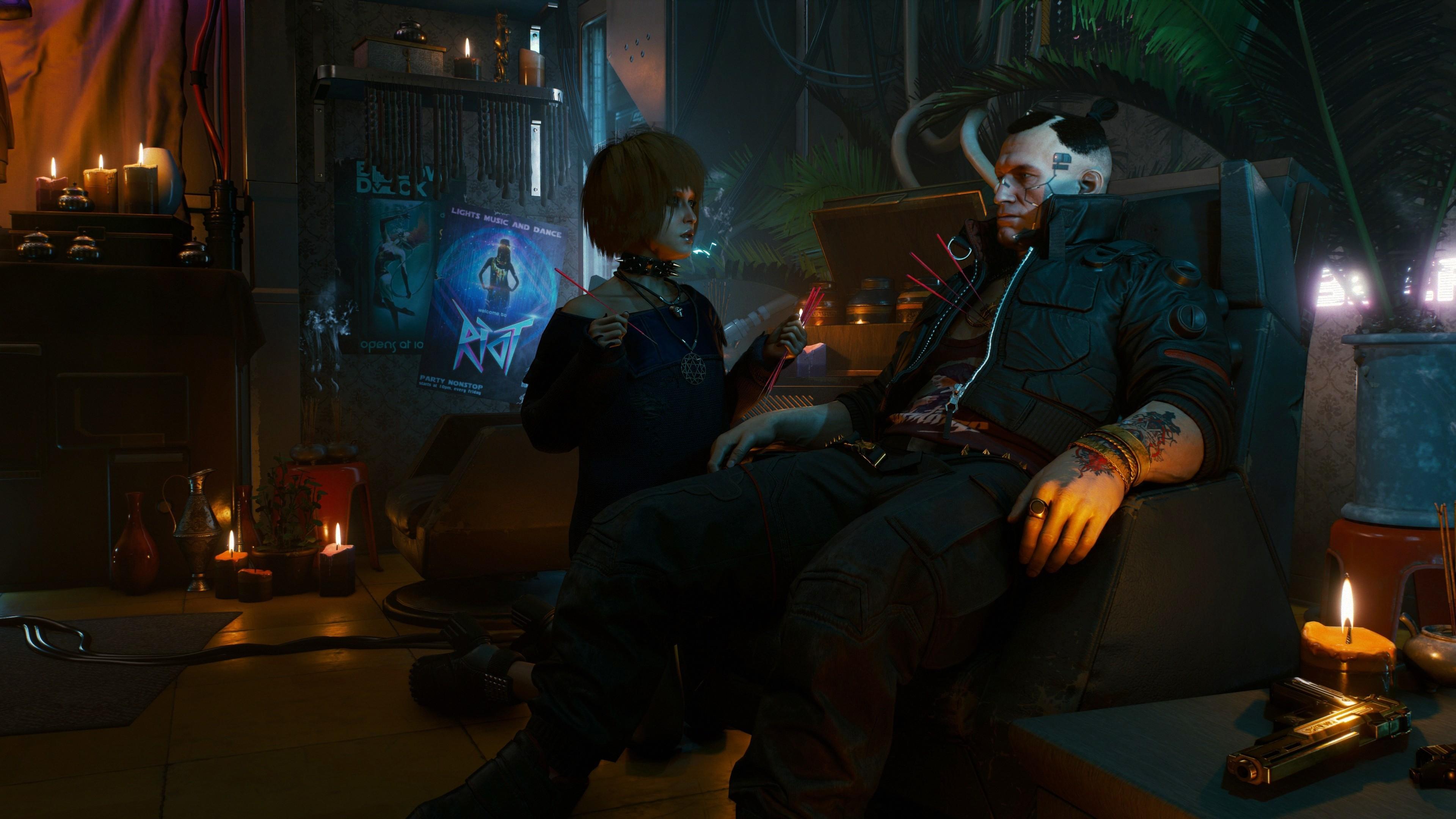 Презентации Cyberpunk 2077 выделят целый час на E3 2019