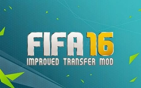 TRANSFER OVERHAUL MOD FIFA 16