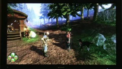 "Fable 2 ""GDC Developer Walkthrough 1"""