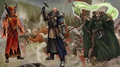 Обзор игры Warhammer: Mark of Chaos | Печать Хаоса