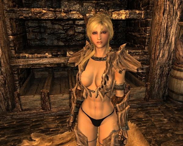 Elder Scrolls 5 Skyrim the Способности из аниме Наруто