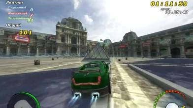 Играем в Adrenalin: Extreme Show #37 - Лувр: Заезд на прыжки