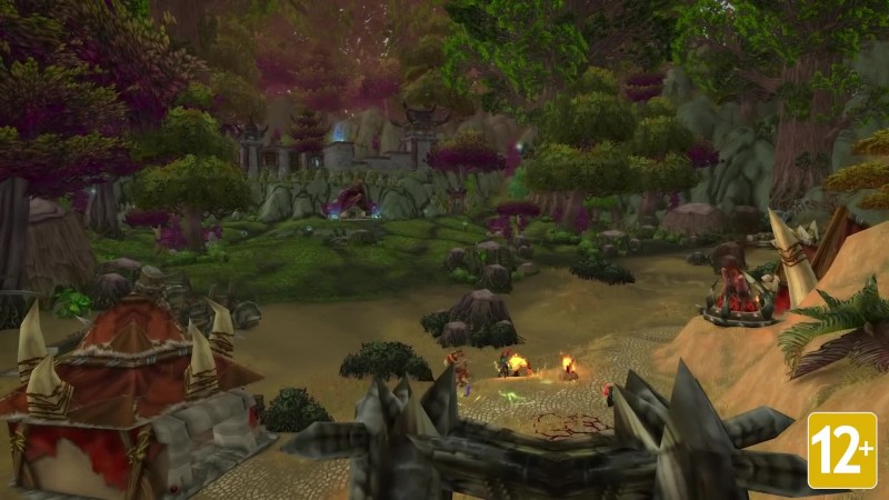 World of Warcraft: ролик