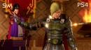 Сравнение версий Dragon Quest XI для PlayStation 4 и Switch
