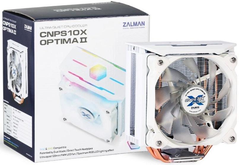На подходе CPU-кулер Zalman CNPS10X Optima II