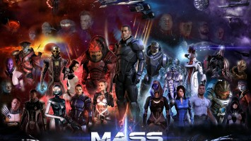 Скидка почти 80% на Mass Effect Trlilogy в PlayStation Store