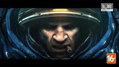 StarCraft II на Gamescom 21.08 - 26.08