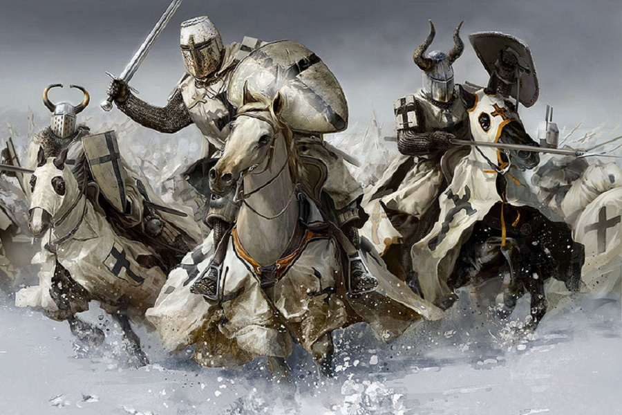 Эпоха средневековья в Humankind: Тевтонский орден