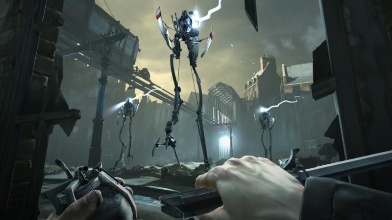 Dishonored - хороший пример того, как игра становится полноценным приключением, но таких ААА игр очень мало