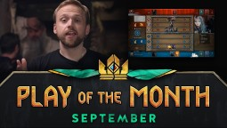 "Gwent: The Witcher Card Game - Второй эпизод шоу ""Play of the Month"""