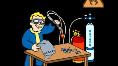 Как добавить модификации для брони в Fallout 4