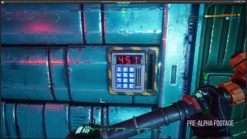 Новый геймплей перезапуска System Shock