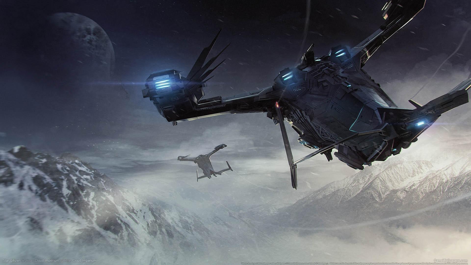 Игроки, вложившиеся вразработку Star Citizen, больше несмогут вернуть свои деньги