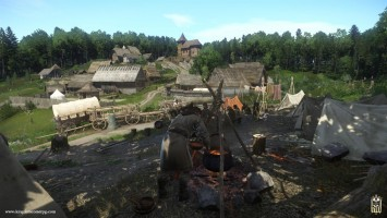 Скриншоты DLC From the Ashes для Kingdom Come: Deliverance