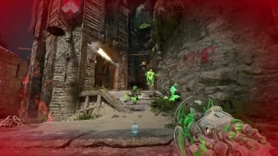Unreal Tournament -Трейлер карты Underland