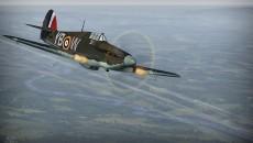 War Thunder Первый полёт Харрикейна