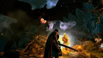 "50 минут геймплея PC версии Dragon""s Dogma: Dark Arisen"