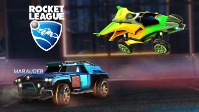 Rocket League - Aftershock and Marauder Трейлер