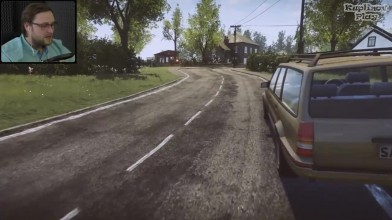 "Everybody's Gone to the Rapture ""Красиво тут. Давай глянем"""