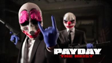 Релиз перевода Payday: The Heist