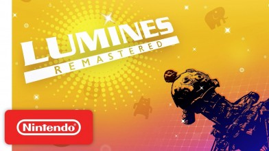 Медитативная Lumines Remastered в мае отправится на PS4, Xbox One, Switch и PC