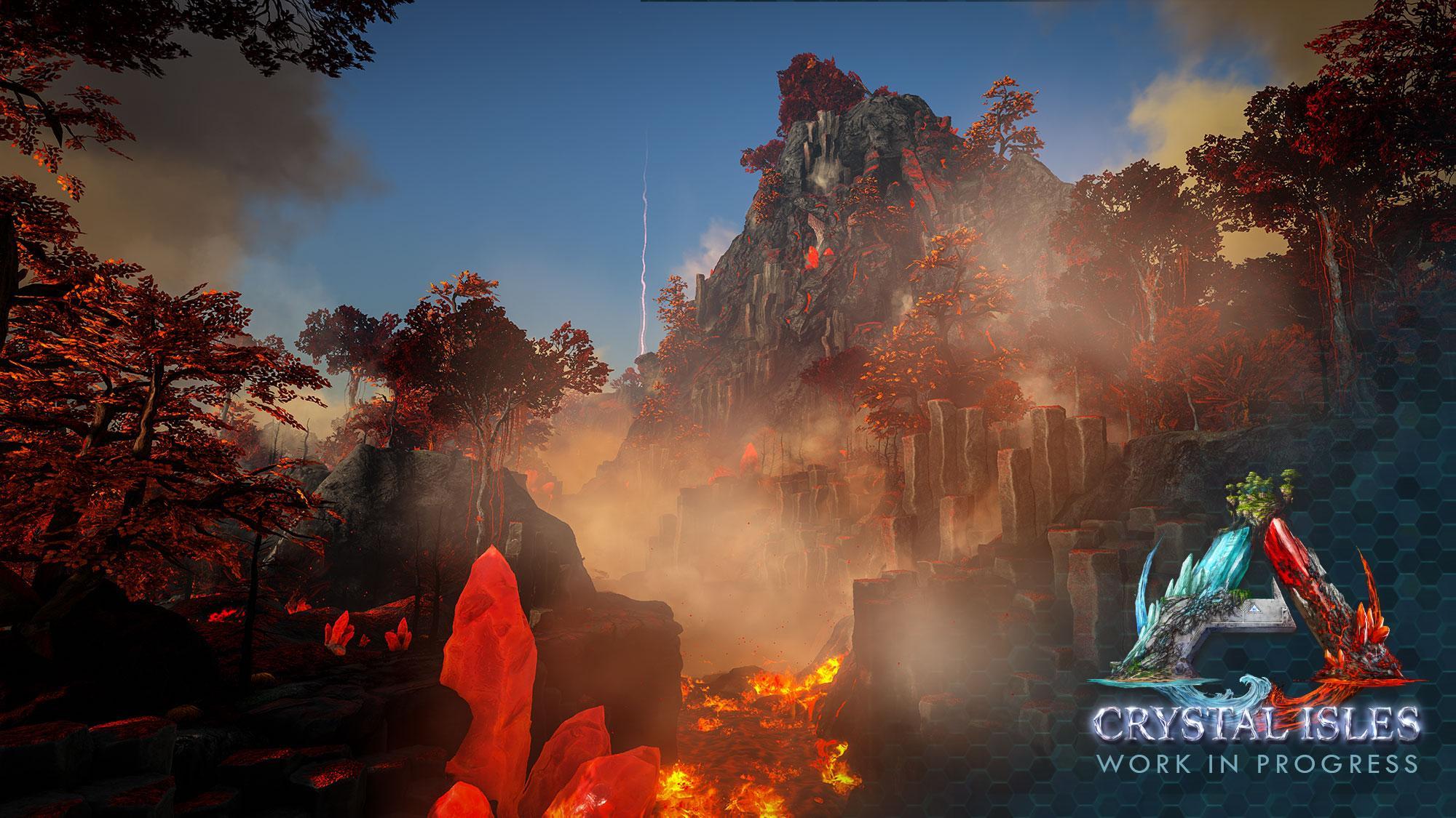 Новая карта, динозавр и юбилейные события в Ark: Survival Evolved стартуют сегодня