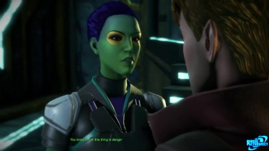 Guardians of the Galaxy Telltale Episode 3 - Все концовки