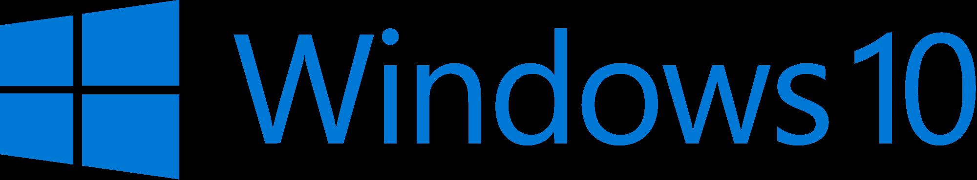 Скачать живого логотип windows 10