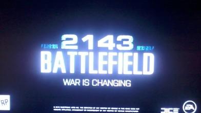 Слух: первые кадры Battlefield 2143
