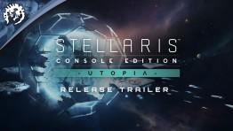 Stellaris: Console Edition обзавелась первым крупным расширением Utopia