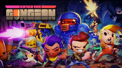 Продано более 1 миллиона копий Enter the Gungeon