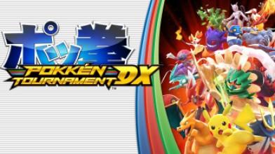 Состоялся релиз Pokken Tournament DX
