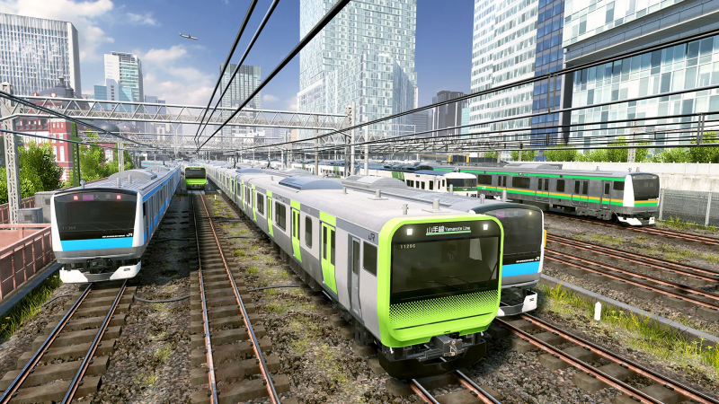 Готов ли Босс Square Enix стать проводником поезда в Densha de Go?