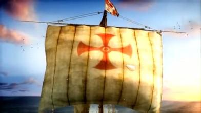 "Raving Rabbids: Travel in Time ""Christopher Columbus Trailer"""