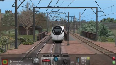 "Train Simulator 2014 ""CRH 380 D 400 KMH"""