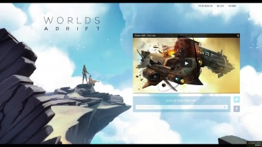 "Worlds Adrift ""Трейлер A further look"""