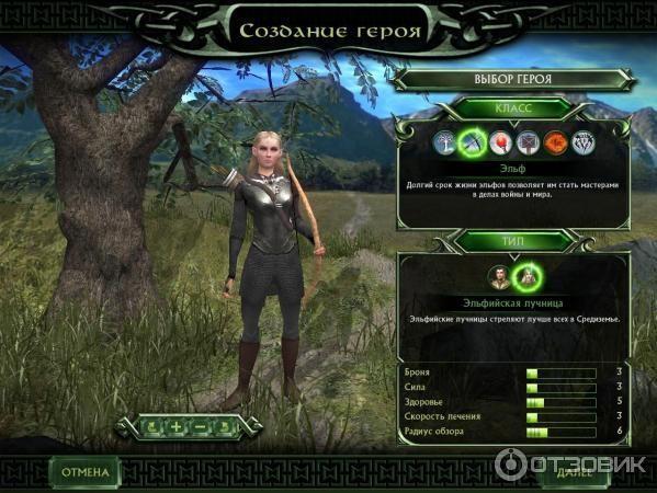 играть в игру где можно создавать персонажа