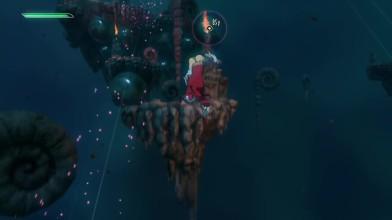 ПЛАТЬЕ ДЛЯ КЭТ  Gravity Rush 2 Прохождение на русском #8