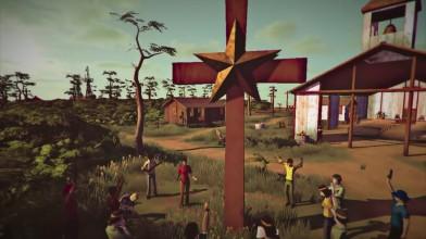 The Church In The Darkness - Трейлер персонажей