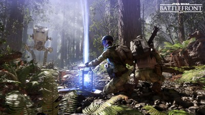 Детали Star Wars: Battlefront